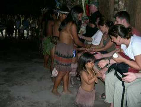 COBOCLOS TRIBE, AMAZON BASIN, BRAZIL Music Videos