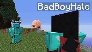EXTREME BALD MAN FORFEITS VS BADBOYHALO