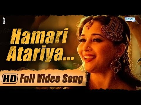 hamari Atariya Full Video Song - Feat. Madhuri Dixit - Huma Qureshi - Dedh Ishqiya Exclusive - Hd video
