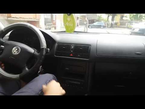 Driving Volkswagen Golf 4 IV 1.6 SR
