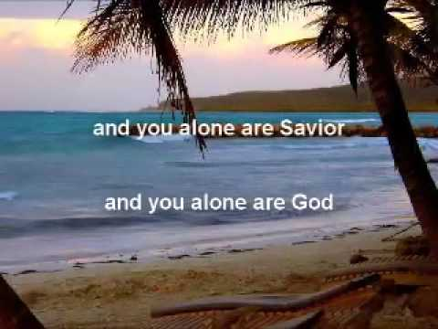 David Crowder You Alone