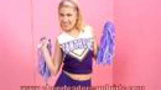 Aubrey Addams Cheerleader Interview