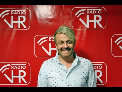 Ross Antony im Interview bei Radio VHR