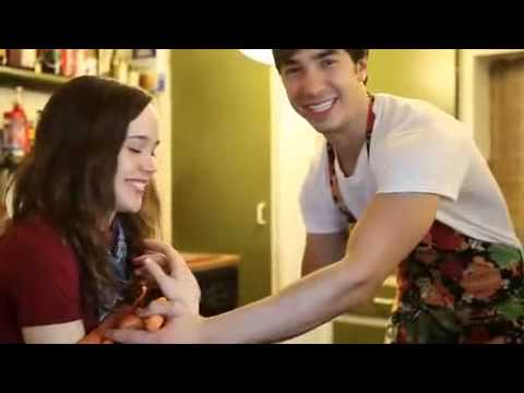 Crappy Canadian Thanksgiving w  Ellen Page & Justin Long)
