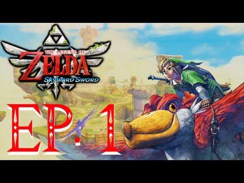 The Legend of Zelda: Skyward Sword - Episode 1: The Legend Begins