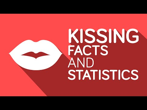 Kissing - The Infographics Show