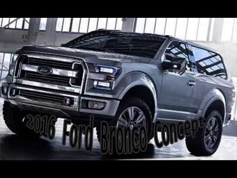2016 Dodge Ramcharger Concept.html | Autos Post