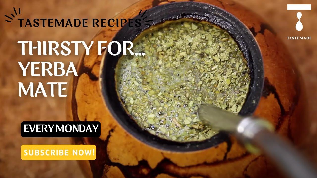 yerba mate thirsty for   youtube
