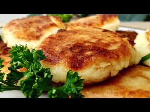 Зразы Очень Нежные и Вкусные! | Stuffed Potato Rissoles, English Subtitles