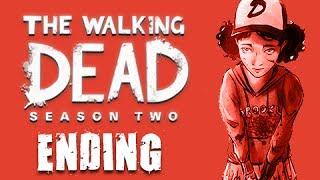 The Walking Dead Season 2 Walkthrough - Part 7 ENDING (Let's Play Commentary)