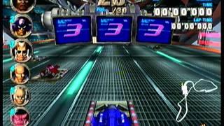 F-ZERO GX: Speedrun - Story Mode (Very Hard) - 21:40.40