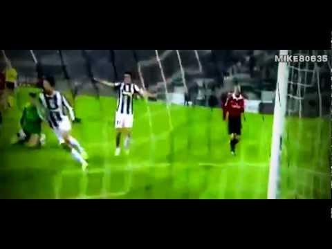 Mirko Vucinic - Genius - Juventus | 2013 HD