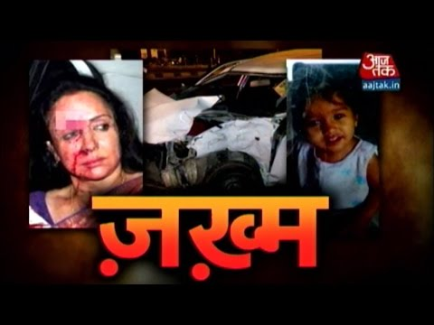 Special Report: Bollywood Star Hema Malini In Car Crash That Kills Child