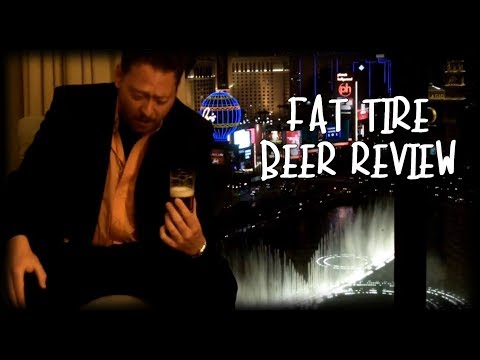 Craft Beer Review - Fat Tire (New Belgium Brewing) Video