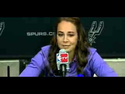 Becky Hammon   NBA's Spurs Hire Becky Hammon As Asst Coach