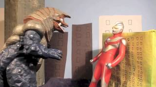 Ultraman Tiga Series Season 1 Episode 1