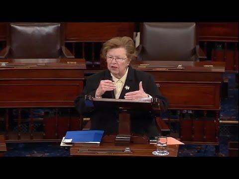 Mikulski Praises Passage of Amendment Protecting Commissary Benefits