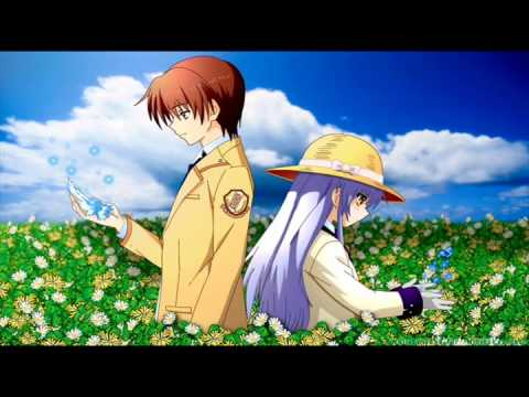 Angel Beats! ED Brave Song 中日字幕(完整版)