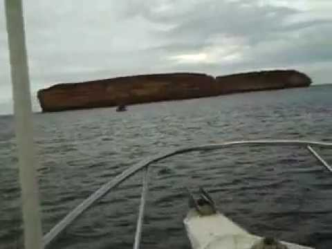 The Loch Ard Shipwreck Dive 2011