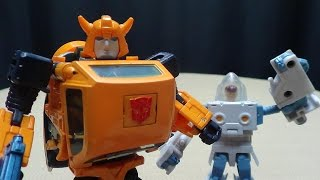 MP-21 Masterpiece BUMBLEBEE: EmGo's Transformers Reviews N' Stuff
