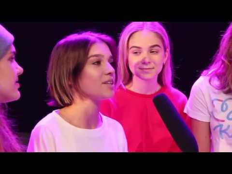 Open Kids интервью. Сюжет Полины Гавриловой. Гора новостей. Телешко
