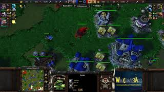 Blade(HU) vs Ice orc(ORC) - Warcraft 3: Reforged (Classic) - RN4459