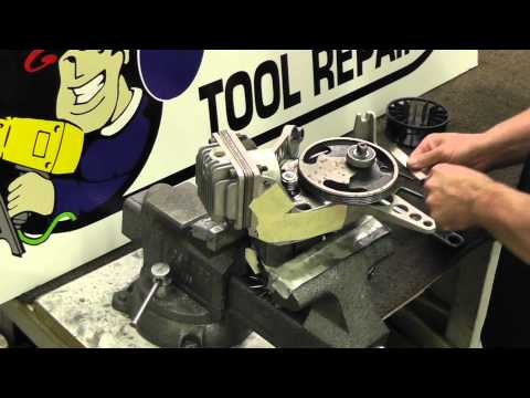 How To Install A Husky PJ373 Air Compressor Belt
