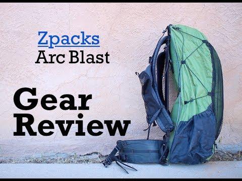 Zpacks Arc Blast Review