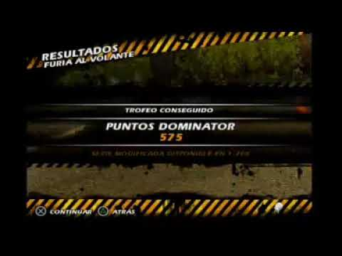 Girlfriend en español en Burnout Domination