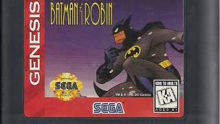 The Adventures of Batman & Robin - moving trucks ost