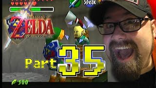 The Legend of Zelda: Ocarina of Time -- Part 35: Miscellaneous Adventuring (XI) [N64]