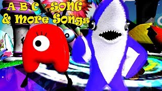 ABC Slow & More Songs | Kids Songs | Nursery Rhymes | Baby Songs | Children Songs