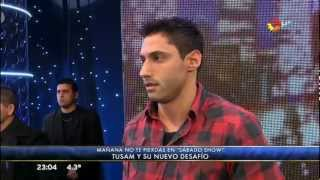 MARCELA Y TITO REGAETTON - BAILANDO 2012 - FULL HD