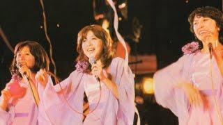 キャンディーズ ・ 旅人よ ('76.10.11 LIVE)