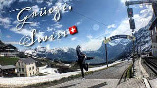 S I S I • Travel to Swiss (**Top of Europe**Jungfrau**)