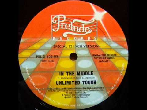 Unlimited Touch - In The Middle 1980 Music Videos