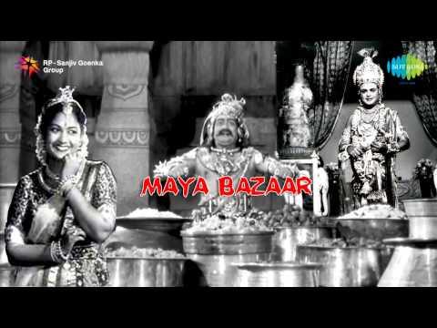 Mayabazar | Kalyana Samayal Saadham song