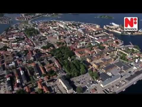 Upplev Karlskrona i Blekinge