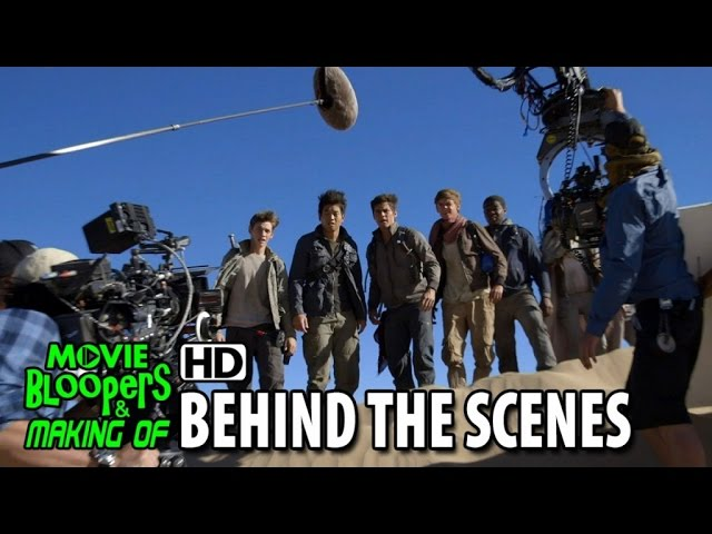 Maze Runner: The Scorch Trials (2015) Behind the Scenes
