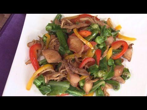 現代心素派-20160407 香積料理 - 大鍋菜、三杯菇 - 在地好美味 - 素章魚燒