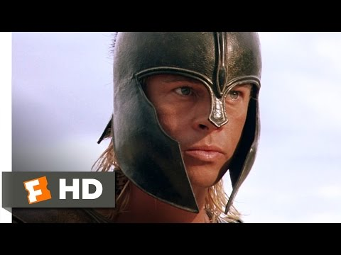 Is There No One Else? - Troy (1/5) Movie CLIP (2004) HD