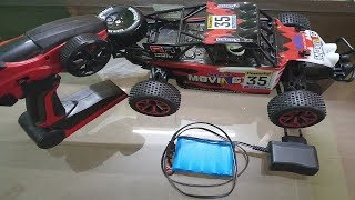 Wild Racer  2.4Ghz Rock Crawler Buggy  RC CAR