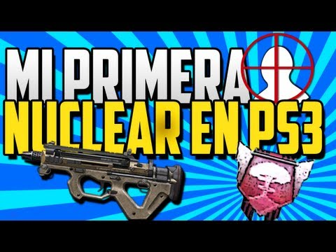  Mi Primera Nuclear En Ps3!! - Black Ops 2 - sTaXx