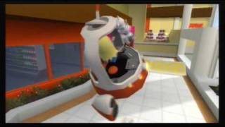 Rabbids Go Home (Wii) First 30 Minutes - Part 2: Shop Till You Drop