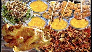 Visit S'ang Phnom Natural Resort at Kandal Province | Saang Mountain Street Food and Picnic Lunch