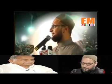 Asaduddin Owaisi Latest Comments on Lalu Prasad Yadav Bihar elections 2015