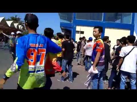 RUSUH!!!  Road Race latihan prestasi Indramayu thumbnail