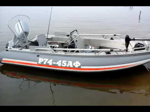 лодка вельбот 390