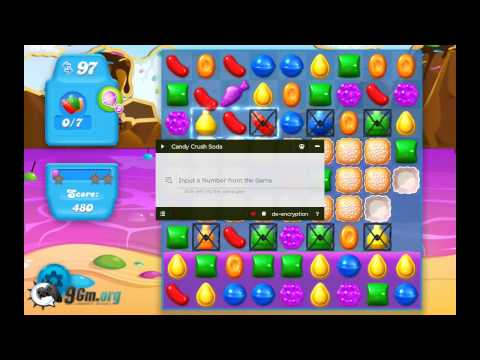 Hack Candy Crush Soda All Version by 9GM