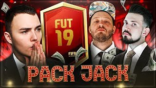 FIFA 19: WALKOUT PACK JACK vs ALL IN FIFA 😱 NEUE PACK SERIE 🔥